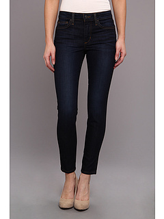 SALE! $79.99 - Save $94 on Joe`s Jeans Victoria Skinny Ankle in Dark Medium Blue (Dark Medium Blue) Apparel - 54.03% OFF $174.00