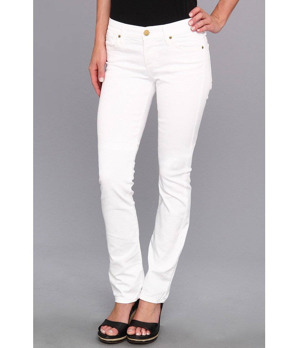 A Gold E - Elodie Low-Rise Straight in Malibu (Malibu) Women's Jeans