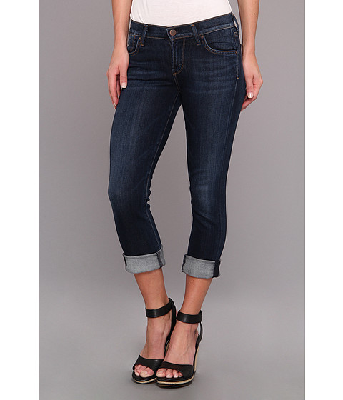 A Gold E - Estelle Cropped Straight in Nice (Nice) Women