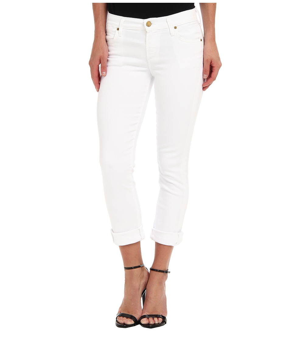 A Gold E - Estelle Cropped Straight in Malibu (Malibu) Women