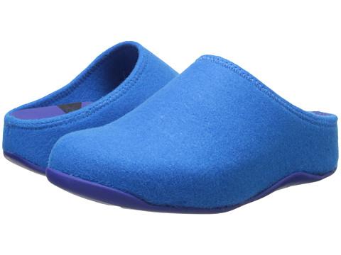 FitFlop - Shuv Felt (Mazarine Blue) Women