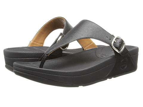 FitFlop - The Skinny Deluxe (Black) Women