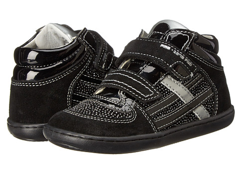 Primigi Kids - Benson (Infant/Toddler) (Black) Boy