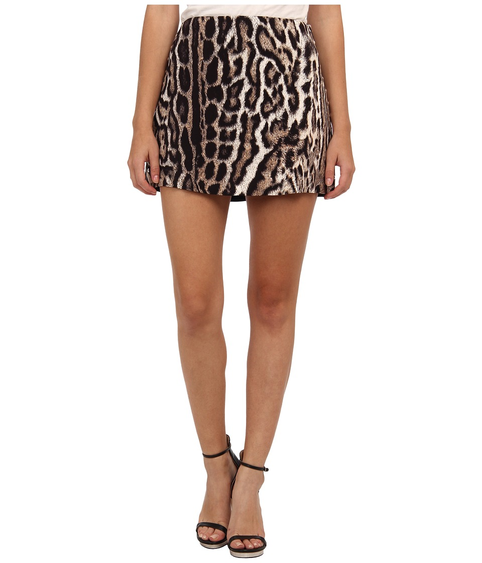 Just Cavalli - S02MA0077 (Natural) Women's Skirt
