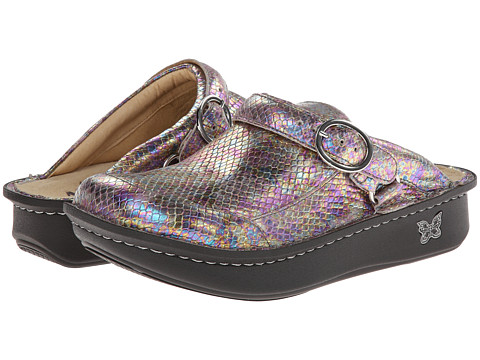 Alegria - Seville Professional (Shimmer Me Timbers) Women's Clog Shoes