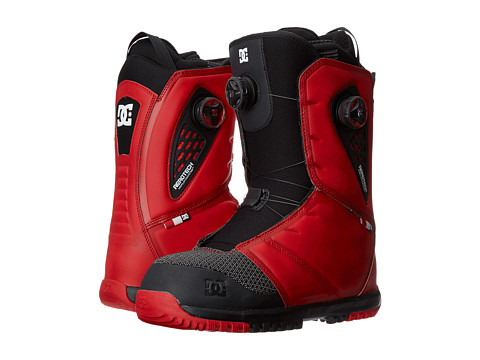 DC - Judge '14 (Red) Men's Snow Shoes