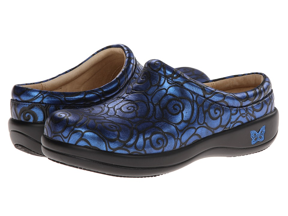 Alegria - Kayla Professional (Blue Valentine) Women's Clog Shoes