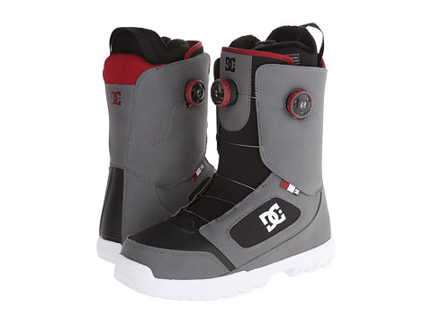 DC - Control (Grey) Men's Snow Shoes