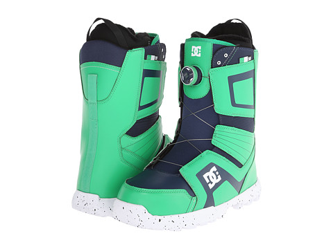 DC - Scout '14 (Green) Men's Snow Shoes