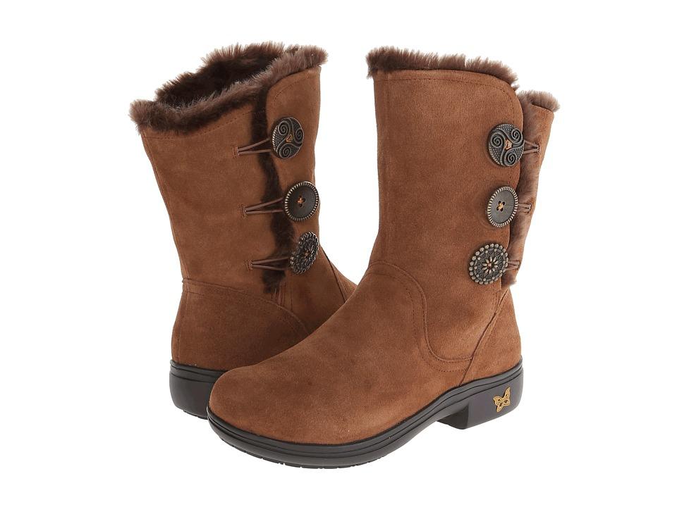 Alegria - Nanook (Hot Cocoa Suede) Women's Boots