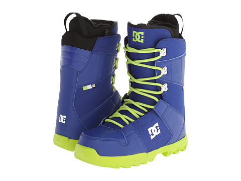 DC - Phase '14 (Blue) Men's Snow Shoes