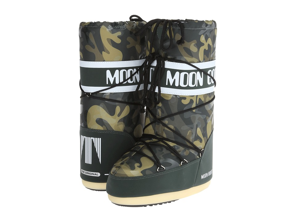 Tecnica - Moon Boot Camu (Military) Cold Weather Boots