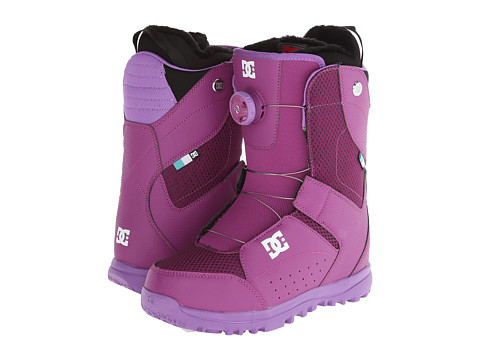 DC - Search '14 (Purple) Women's Snow Shoes