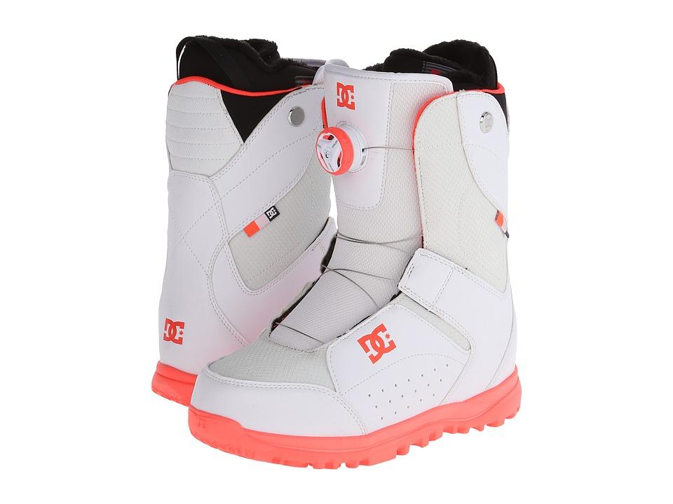 DC - Search '14 (White) Women's Snow Shoes
