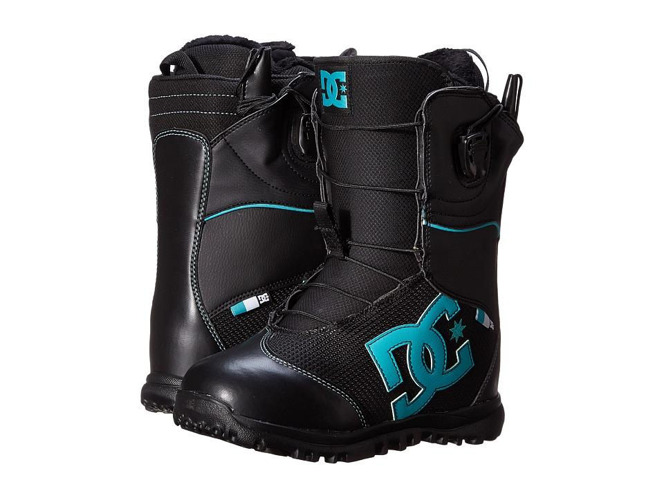 DC - Avour (Black) Women's Snow Shoes