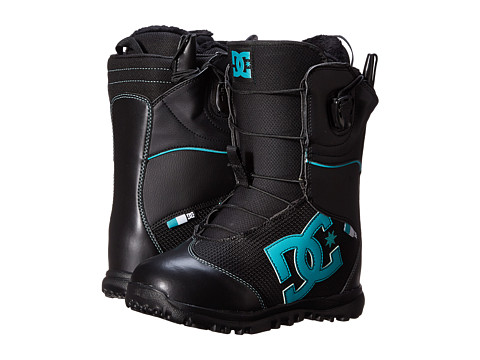 DC - Avour (Black) Women's Snow Shoes