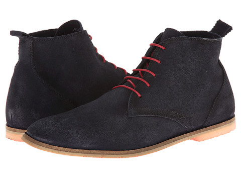 Rogue - Drakon (Navy Suede) Men's Shoes