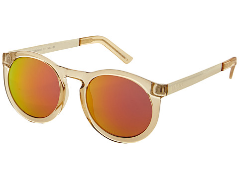 Le Specs - Cheshire (Honey) Fashion Sunglasses