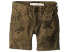 Joe's Jeans Kids Military Camo 3 Short (Little Kids/Big Kids) (Dayna)