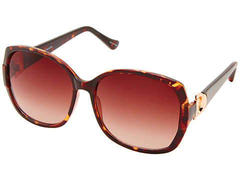 Ivanka Trump - IT 036 (Tortoise) Plastic Frame Fashion Sunglasses