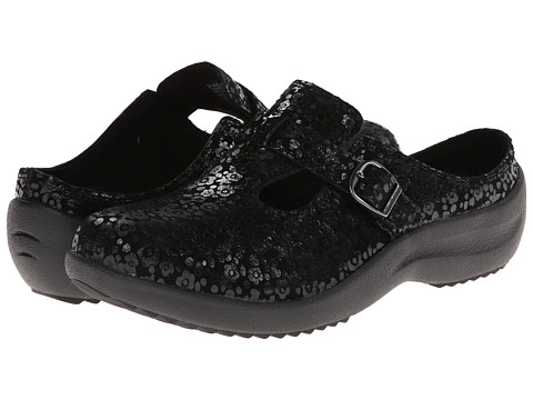 SKECHERS - Savor - Relish (Black) Women's Slip on Shoes