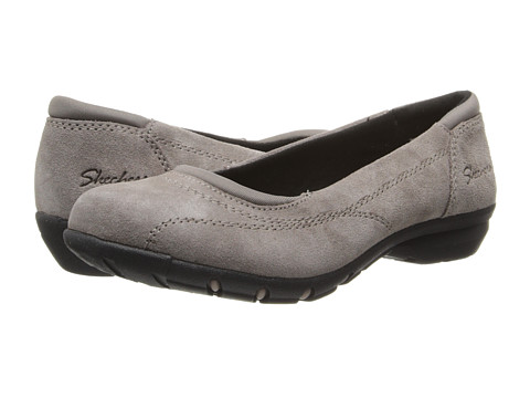 SKECHERS - Career - Girl Friday (Taupe) Women