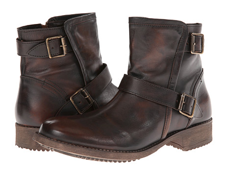 Steve Madden - Acksiz (Black/Brown) Men