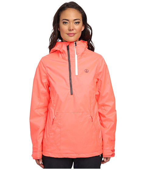 Volcom Snow - Scope Pullover (Firecracker) Women's Coat
