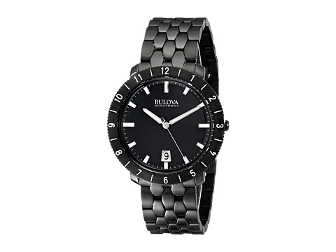 Bulova - Unisex Accutron II - 98B218 (Black) Watches