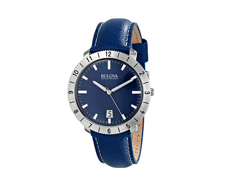 Bulova - Unisex Accutron II - 96B204 (Navy) Watches