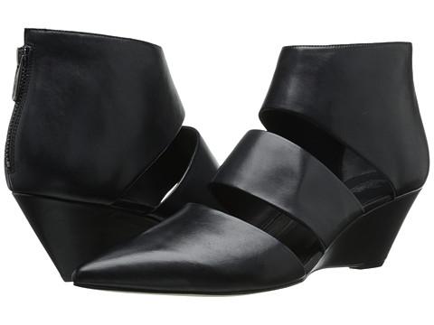 Belle by Sigerson Morrison - Wagner (Black Leather) Women