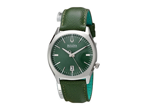 Bulova - Unisex Accutron II - 96B211 (Green) Watches