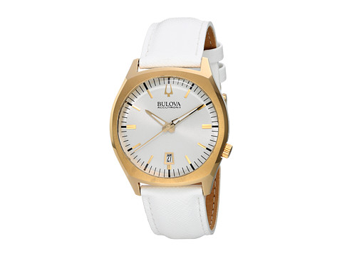 Bulova - Unisex Accutron II - 97B131 (White) Watches