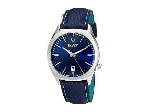Bulova - Unisex Accutron II - 96B212 (Navy) Watches