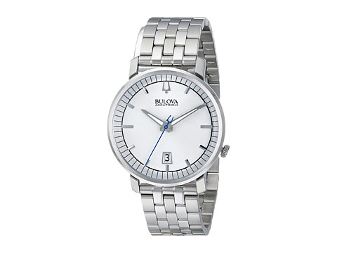 Bulova - Unisex Accutron II - 96B216 (White) Watches