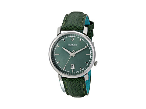 Bulova - Unisex Accutron II - 96B215 (Green) Watches