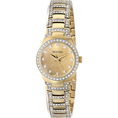 Bulova Ladies Crystal - 98L199 Watches