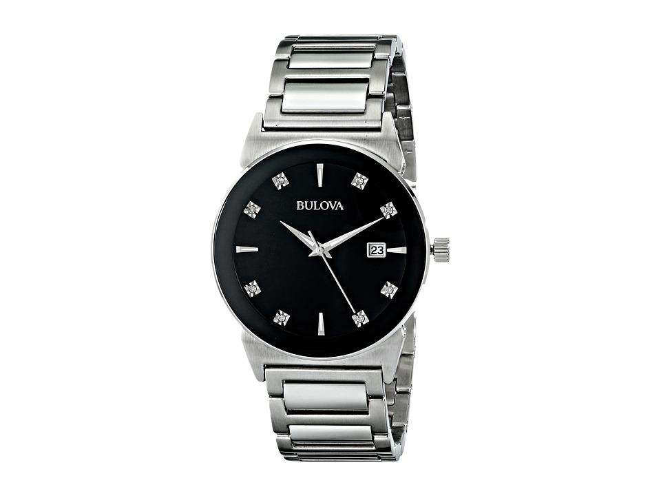 Bulova - Mens Diamonds - 96D121 (White) Watches