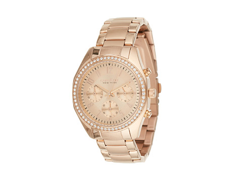 Bulova Ladies Caravelle NY By Bulova - 44L117 (Rose Gold) Watches