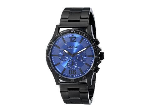 Bulova Mens Caravelle NY By Bulova - 45A106 (Black) Watches