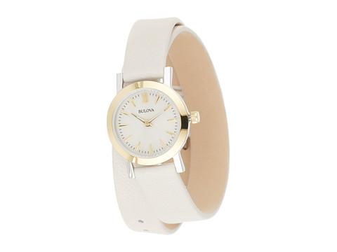 Bulova Ladies Dress - 98L193 (Strap) Dress Watches