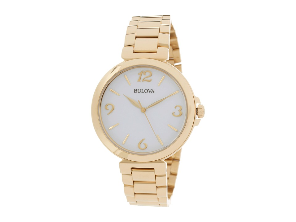 Bulova - Ladies Dress - 97L139 (Yellow) Dress Watches