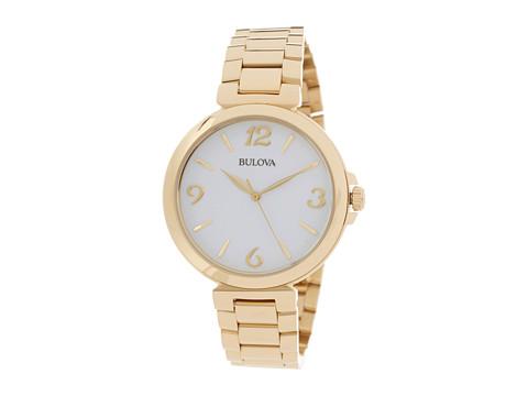Bulova Ladies Dress - 97L139 (Yellow) Dress Watches