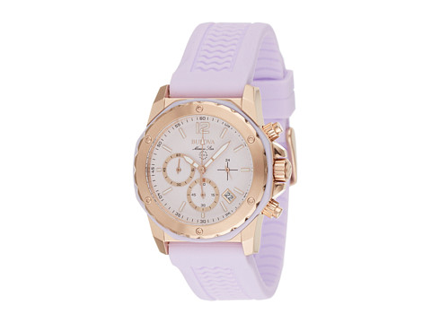 Bulova - Ladies Marine Star - 98M118 (Purple) Watches