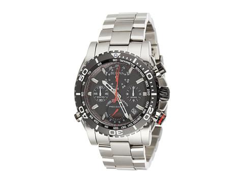 Bulova Mens Precisionist - 98B212 (White) Watches