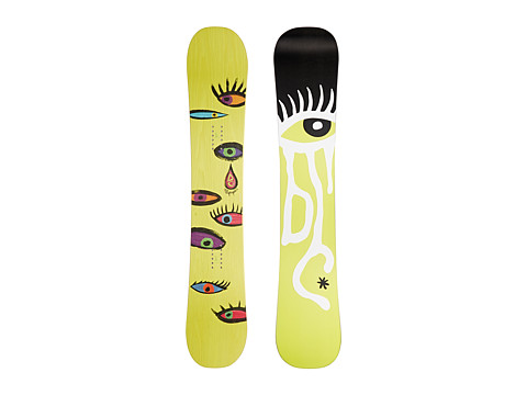 DC - Telegraph 152 (Multi) Snowboards Sports Equipment