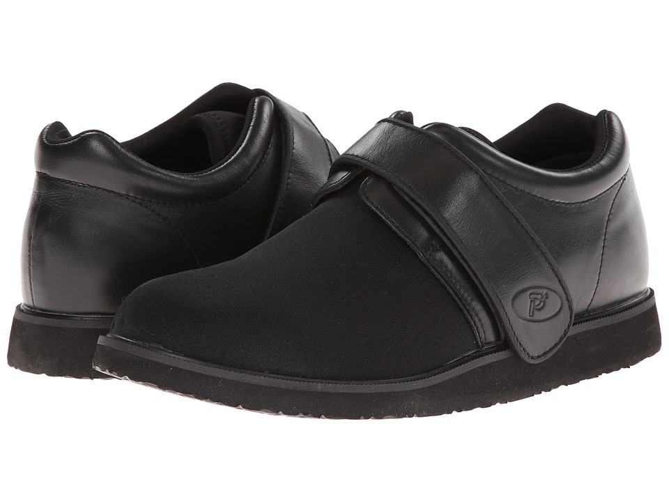 Propet - PedWalker 3PedWalker 3 Medicare/HCPCS code=A5500 Diabetic Shoe (Black) Women's Shoes