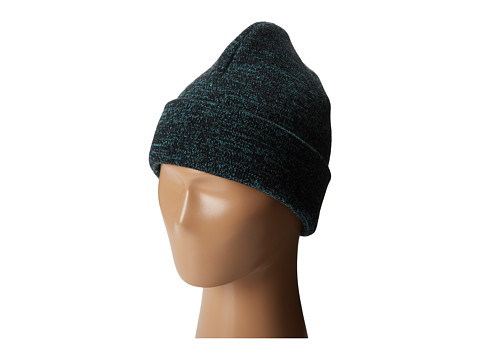 Neff - Heath Beanie (Teal/Black) Beanies