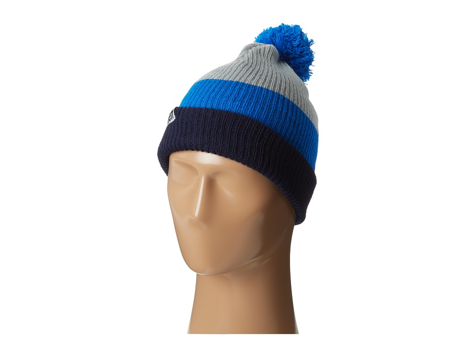 Neff - Snappy Beanie (Navy/Blue/Grey) Beanies