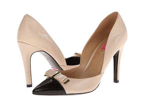 Isaac Mizrahi New York - Lizette (Saddle/Black) High Heels